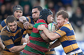 110625 CMRFU Club Rugby Semi-Final - Waiuku v Patumahoe