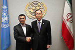 United Nations General Assembly Iran
