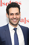 Andrew Leeds attends the Opening Night After Party for 'Falsettos'  at the New York Hilton Hotel on October 27, 2016 in New York City.