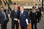 GIANCARLO ELIA VALORI CON FRANCO GABRIELLI<br /> CELEBRAZIONE DEI 60 ANNI DELLO STATO D'ISRAELE TEATRO DELL'OPERA ROMA 2008