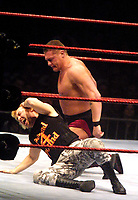 Spike Dudley William Regal 2002                                               By John Barrett/PHOTOlink