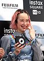 Fujifilm introduces new instant camera Instax SQ10