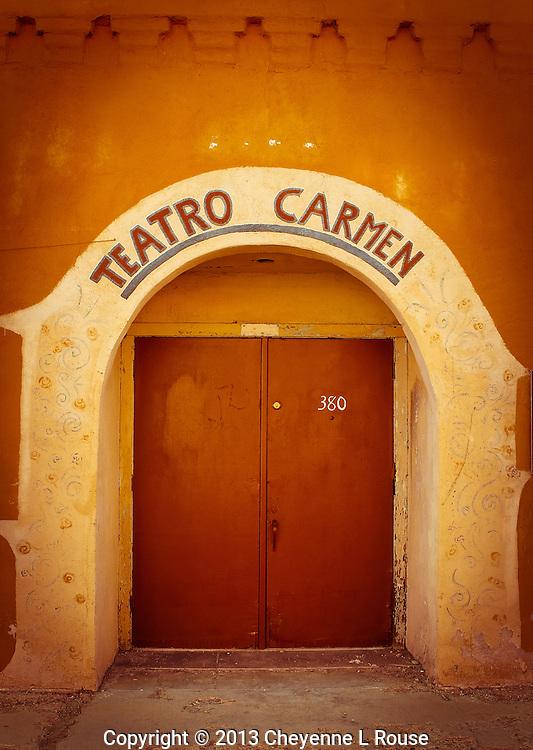 Teatro Carmen - Barrio Viejo - Arizona