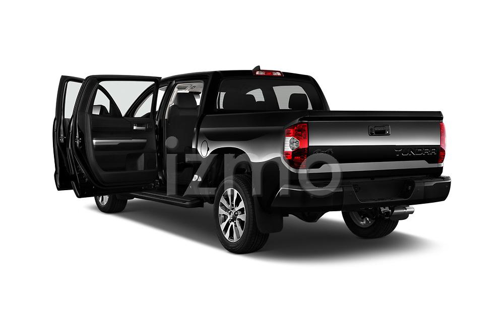 Car images of 2020 Toyota Tundra Limited-5.7L-Crew-Max-Short-Bed 4 Door Pick-up Doors