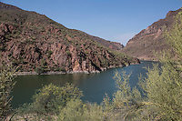 "The area near the Roosevelt Dam and the Salt River, one location of the movie ""Transformers 5 The Last Knight"" , E7, being filmed near Theodore Roosevelt Dam in Arizona. The film has just started filming and further filming will take place in locations like Detroit, Ireland, Great Britan and Iceland. <br />