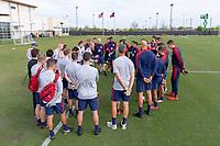 USMNT Training, March 23, 2019