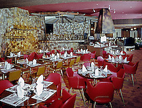 Willow Grove Park Bowling Lanes, Willow Grove, PA. Waterfall banquet room