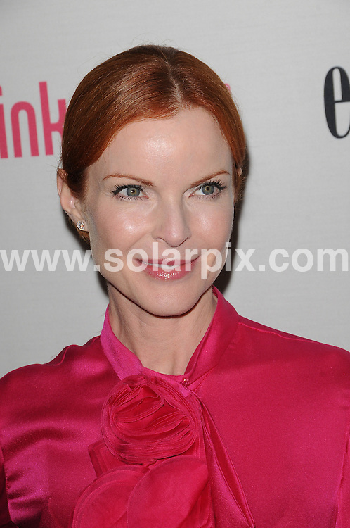 **ALL ROUND PICTURES FROM SOLARPIX.COM**.**SYNDICATION RIGHTS FOR UK, AUSTRALIA, DENMARK, PORTUGAL, S. AFRICA, SPAIN & DUBAI (U.A.E) ONLY**.Marcia Cross at the 5th Annual Pink Party held at La Cachette Bistro, Santa Monica, CA, USA. 12 September 2009..This pic: Marcia Cross..JOB REF: 9942 PHZ (Charlotte)   DATE: 12_09_2009.**MUST CREDIT SOLARPIX.COM OR DOUBLE FEE WILL BE CHARGED**.**MUST NOTIFY SOLARPIX OF ONLINE USAGE**.**CALL US ON: +34 952 811 768 or LOW RATE FROM UK 0844 617 7637**