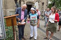 2020/08/24 Berlin | Jakobsweg | Stempelstation