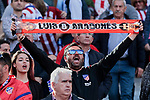 Atletico de Madrid's fan during La Liga match between Atletico de Madrid and CD Leganes at Wanda Metropolitano stadium in Madrid, Spain. March 09, 2019. (ALTERPHOTOS/A. Perez Meca)