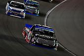 #18: Noah Gragson, Kyle Busch Motorsports, Toyota Tundra Safelite AutoGlass, #13: Myatt Snider, ThorSport Racing, Ford F-150