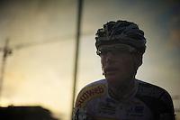 Kevin Pauwels (BEL) post-race<br /> <br /> Vlaamse Druivencross Overijse 2013