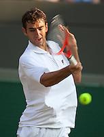 26-6-09, England, London, Wimbledon, Marin Cilic