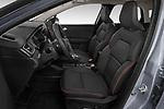 Front seat view of a 2020 Renault Captur Initiale Paris 5 Door SUV front seat car photos