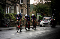 French Team<br /> <br /> Team Time Trial Mixed  Relay<br /> <br /> 2019 Road World Championships Yorkshire (GBR)<br /> <br /> ©kramon