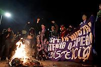 Paro Nacional 25 Noviembre 2019, Quinto Día / National Strike 25 November 2019, Fifth Day. Colombia