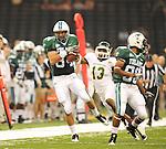Tulane defeats Southeastern Louisiana 47-33 in the Louisiana Superdome.
