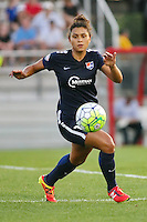 Piscataway, NJ - Saturday Aug. 27, 2016: Raquel Rodriguez during a regular season National Women's Soccer League (NWSL) match between Sky Blue FC and the Chicago Red Stars at Yurcak Field.