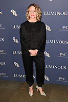LONDON, UK. October 01, 2019: Tricia Tuttle at the Luminous Gala 2019 at the Roundhouse Camden, London.<br /> Picture: Steve Vas/Featureflash