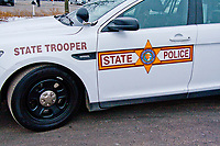 Trooper Lambert was off-duty and going home when he came upon a traffic accident on a snow covered highway. He stopped to help. A speeding car struck and killed him. The driver of the vehicle is alleged to have been vaping marijuana prior to the crash.