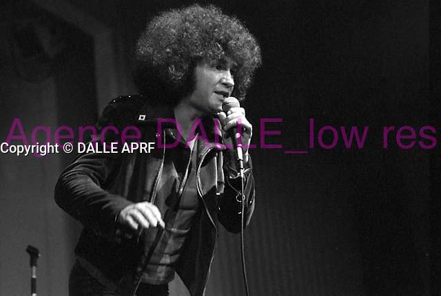 Robert CHARLEBOIS<br /> 70's<br /> © LEBRE/ DALLE