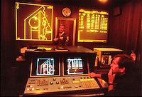- base aerea NATO di Decimomannu (Sardegna), impianto ACMI per la simulazione elettronica delle esercitazioni di combattimento in volo<br /> <br /> - Decimomannu NATO air base (Sardinia), ACMI system for the  electronic simulation of air combat training