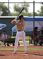 Cutter Coffey of  CBA Marucci National 2022 plays in the USA Baseball West Championships at Phoenix area baseball complexes from June 23-29, 2021 (Bill Mitchell)