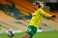 20th February 2021; Carrow Road, Norwich, Norfolk, England, English Football League Championship Football, Norwich versus Rotherham United; Todd Cantwell of Norwich City