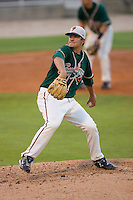 Starting pitcher Brad Hand #22 of the Greensboro Grasshoppers in action versus the Kannapolis Intimidators at Fieldcrest Cannon Stadium June 13, 2009 in Kannapolis, North Carolina. (Photo by Brian Westerholt / Four Seam Images)