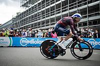 Dan Martin (IRE/Israel Start-Up Nation)<br /> <br /> 104th Giro d'Italia 2021 (2.UWT)<br /> Stage 1 (ITT) from Turin to Turin (8.6 km)<br /> <br /> ©kramon