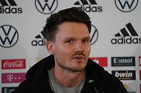 Co-Trainer/Assistenztrainer Danny Röhl (Deutschland Germany) - Stuttgart 30.08.2021: Pressekonferenz der Deutschen Nationalmannschaft, Waldau Park Stuttgart