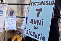 Liberi fino alla fine, per l'eutanasia legale