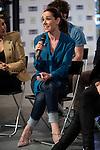 "Raquel Sanchez Silva during the presentation of the new TV program to Movistar+,  "" Likes "" at 7 y accion studios in Madrid. January 27, 2016.<br /> (ALTERPHOTOS/BorjaB.Hojas)"