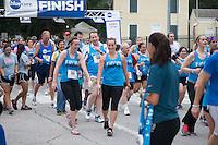 Blue Cure Night Run, 2014