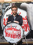 The Commitments - musical launch with Author Roddy Doyle..Jamie Lloyd the director of the show   - outside the Palace Theatre in Cambridge Circus today.....Pic by Gavin Rodgers/Pixel 8000 Ltd