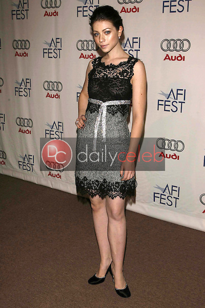 """Michelle Trachtenberg<br />at the AFI Fest 2006 Screening of """"Beautiful Ohio"""". Arclight Cinemas, Hollywood, CA. 11-10-06<br />Dave Edwards/DailyCeleb.com 818-249-4998"""