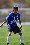 RICHARDSON, TX - MARCH 24: 2013 Dr Pepper Dallas Cup Alianza DE Futbol (CAS) v Prepa Tec (MEX) at University of Texas Dallas in Richardson, Texas on March 24, 2013