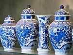 Deutschland, Freistaat Sachsen, Dresden: Porzellansammlung im Zwinger   Germany, the Free State of Saxony, Dresden: chinaware collection at Zwinger Palace