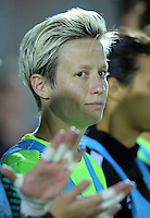 Boyds, MD - Wednesday Sept. 07, 2016: Megan Rapinoe during a regular season National Women's Soccer League (NWSL) match between the Washington Spirit and the Seattle Reign FC at Maureen Hendricks Field, Maryland SoccerPlex.
