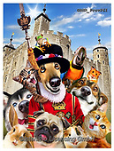 Howard, REALISTIC ANIMALS, REALISTISCHE TIERE, ANIMALES REALISTICOS, selfies,dogs,castle, paintings+++++,GBHRPROV261,#a#, EVERYDAY