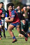 NELSON, NEW ZEALAND - Tasman Mako XV v Cook Islands. Tahuna Field, Nelson. New Zealand. Wednesday 7 July 2021. (Photo by Chris Symes/Shuttersport Limited)