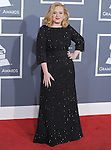 Adele attends The 54th Annual GRAMMY Awards held at The Staples Center in Los Angeles, California on February 12,2012                                                                               © 2012 DVS / Hollywood Press Agency