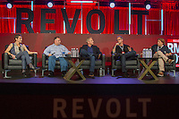 REVOLT Music Conference at Fontainebleau Miami Beach on October 17, 2014 in Miami Beach, Florida Photo by Jesus Aranguren