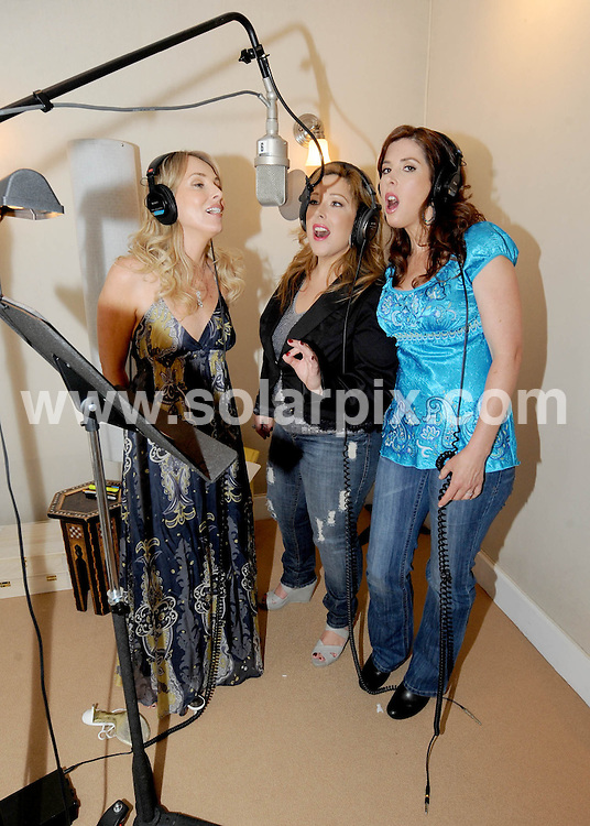 **ALL ROUND PICTURES FROM SOLARPIX.COM**.**SYNDICATION RIGHTS FOR UK AND SPAIN ONLY**..Iconic 90's band Wilson Phillips are back together recording a Christmas Album and about to start touring. Chynna Phiilips, Wendy Wilson and Carnie Wilson almost look the same. .This pic:   Wilson Phillips.JOB REF:   11399    STL       DATE:   04.06.10.**MUST CREDIT SOLARPIX.COM OR DOUBLE FEE WILL BE CHARGED**.**MUST NOTIFY SOLARPIX OF ONLINE USAGE**.**CALL US ON: +34 952 811 768 or LOW RATE FROM UK 0844 617 7637**