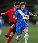 Football - Beachlands-Maraetai v Warkworth, 2 September 2017