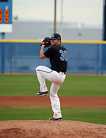 Drew Hill - 2019 South Mountain CC Cougars (Bill Mitchell)