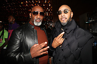 NEW YORK, NY- SEPTEMBER 12: Joaquin Waah Dean and Swizz Beatz pictured at Swizz Beatz Surprise Birthday Party at Little Sister in New York City on September 12, 2021. Credit: Walik Goshorn/MediaPunch