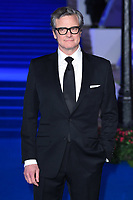"""Colin Firth<br /> arriving for the """"Mary Poppins Returns"""" premiere at the Royal Albert Hall, London<br /> <br /> ©Ash Knotek  D3467  12/12/2018"""