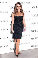 Elizabeth Hurley<br /> at the Vogue 100: A Century of Style exhibition opening held in the National Portrait Gallery, London.<br /> <br /> <br /> ©Ash Knotek  D3080 09/02/2016