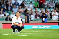 Stuart Lancaster, England Team Manager - 15/08/2015 - Twickenham Stadium - London <br /> Mandatory Credit: Rob Munro/Stewart Communications